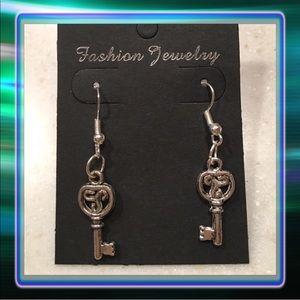 Jewelry - Key Earrings